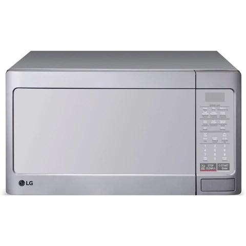 lg 2 0 cf countertop microwave easyclean lcs2045wbk