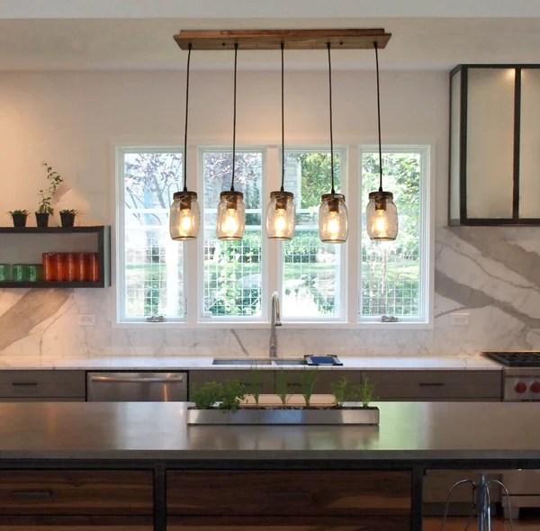 perfect kitchen island lighting