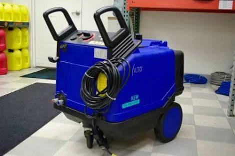Alto Kew Technologies Scorpion 1220h Heavy Duty Hot Water Pressure Washer Obsolete