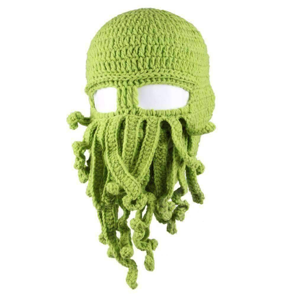Knitted Octopus Pattern