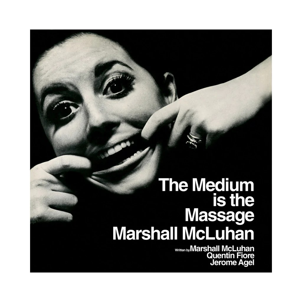 Image result for One image illustrating McLuhan or his ideas