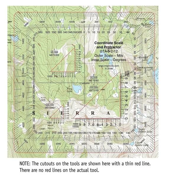 1 Mgrs 50000 Scale Maps