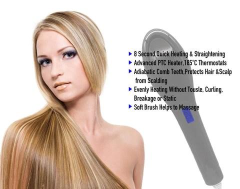 mokoqi hair straightener pro natural silky straight hair styles b with ani chickadee