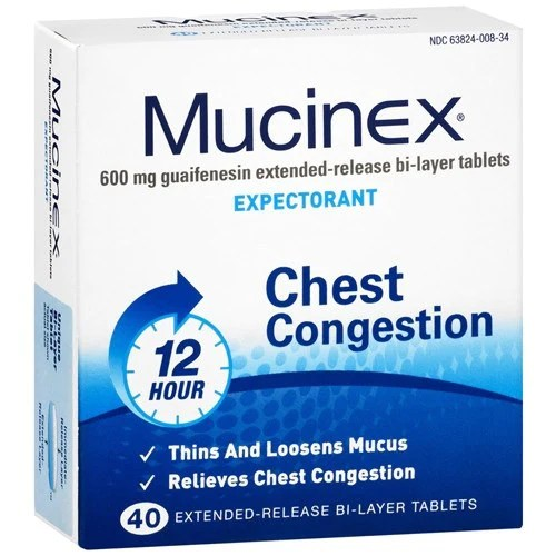Free Mucinex Alcohol Tablets Hour 12