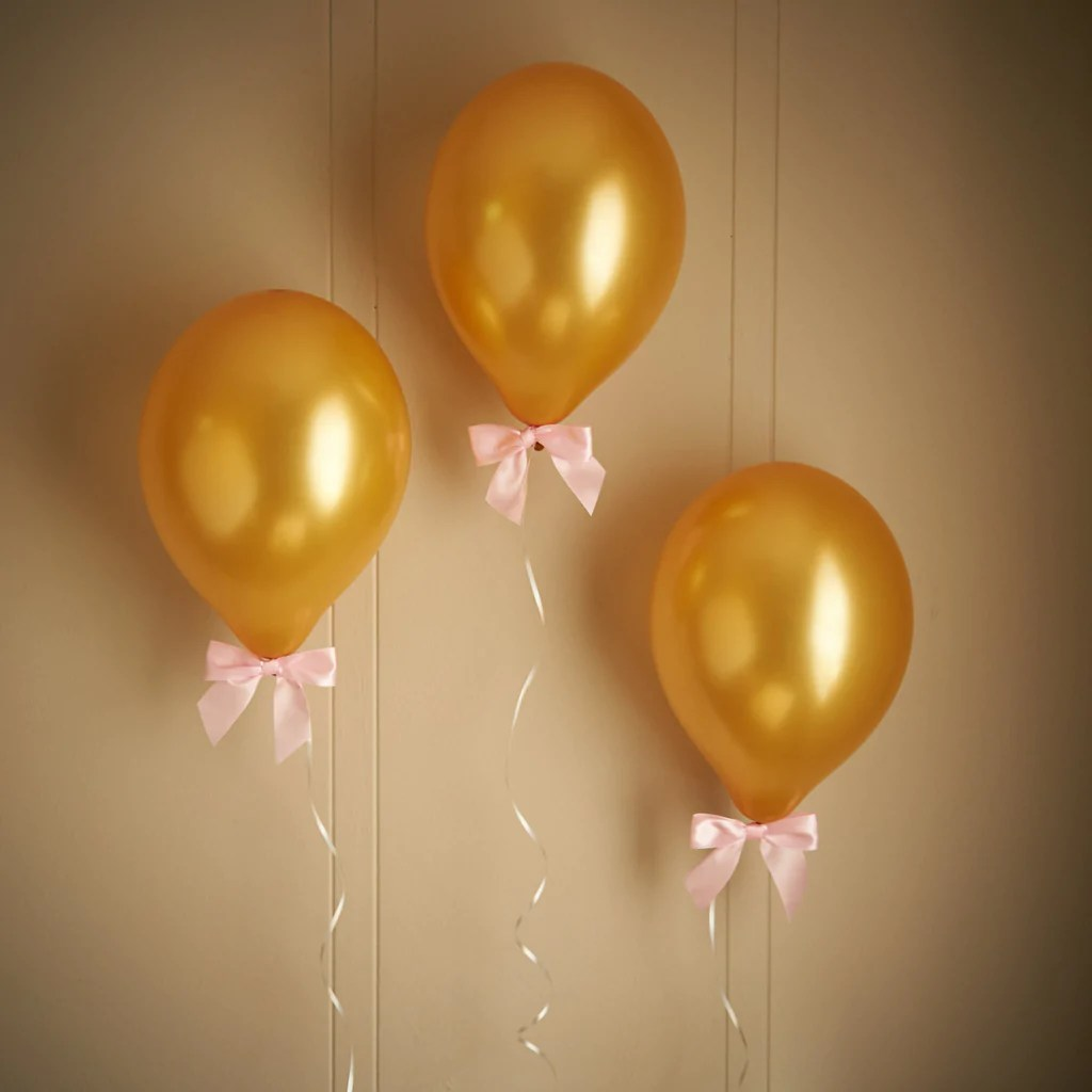 Pink And Gold Birthday Party Decorations Ships In 1 3 Business Days Confetti Momma