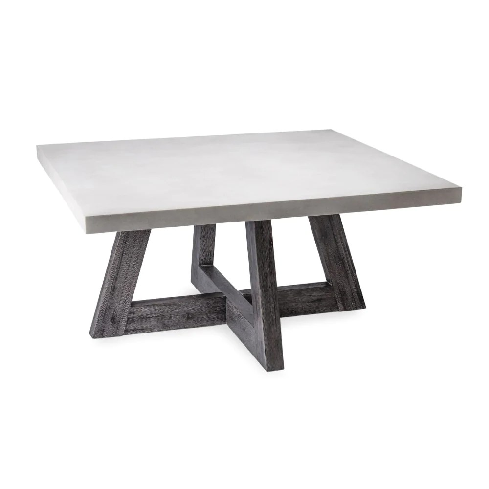 austin square coffee table