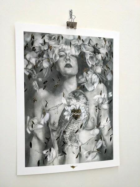 """""""Aeon"""" by Patricia Ariel"""