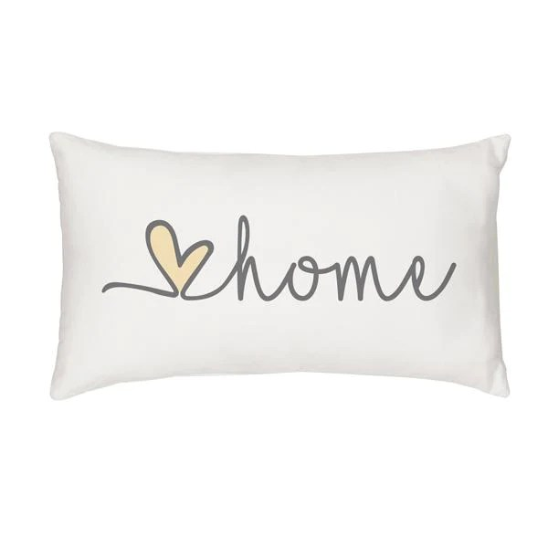 love home lumbar pillow