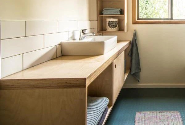 Make Furniture Open Plywood Vanity