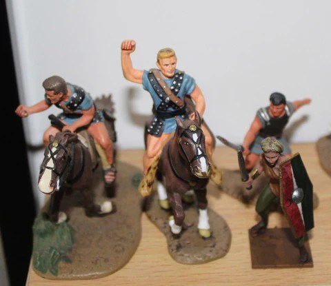 Spartacus Slave Army 1 32 Scale Workbench Hobby Post