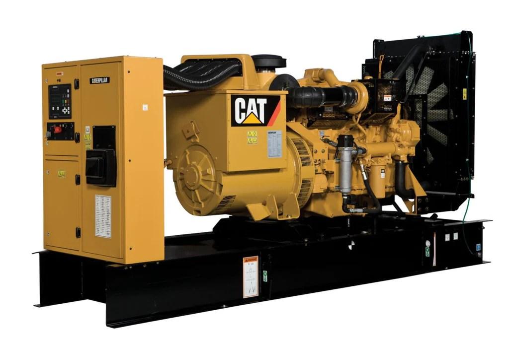 Caterpillar 3406C Generator Set Parts Manual \ Parts