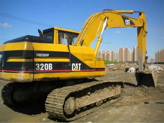 Caterpillar 320B Excavator Electrical System Manual