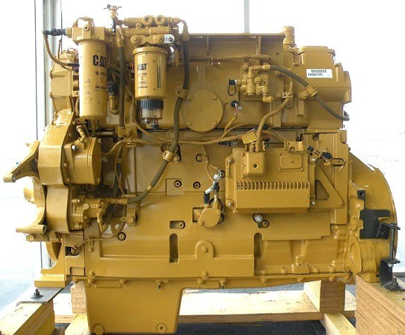 Caterpillar C15 Onhighway Truck Engine Electrical System