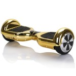 Gold Classic Bluetooth Enabled 6 5 Inch Segway Hoverboard For Sale In Uk Swegwayfun