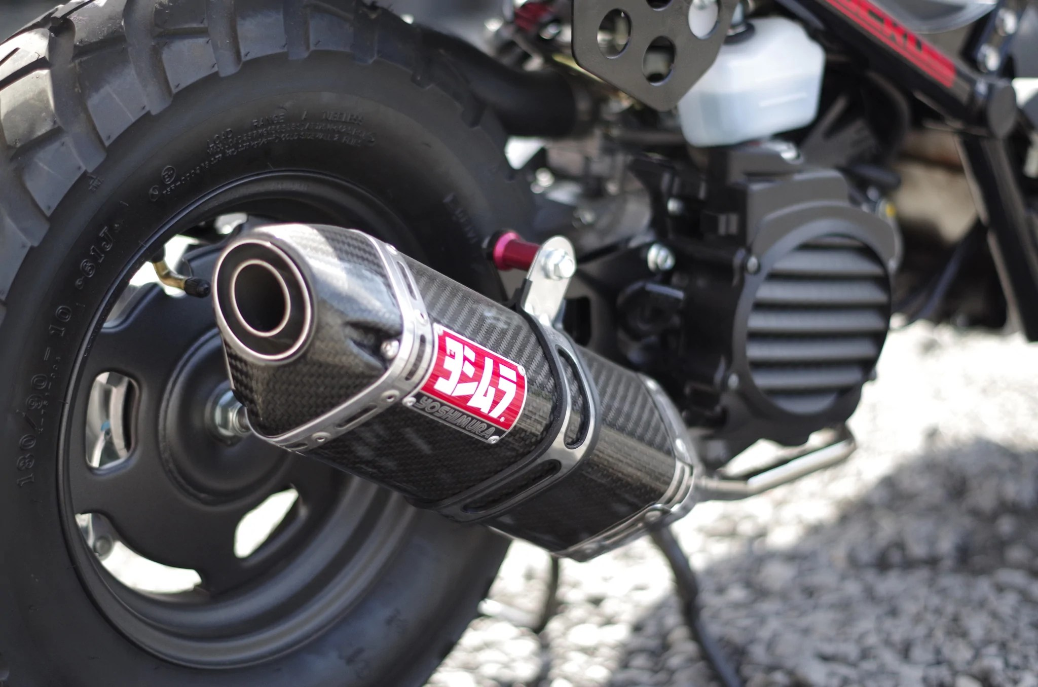 honda ruckus tagged exhaust systems