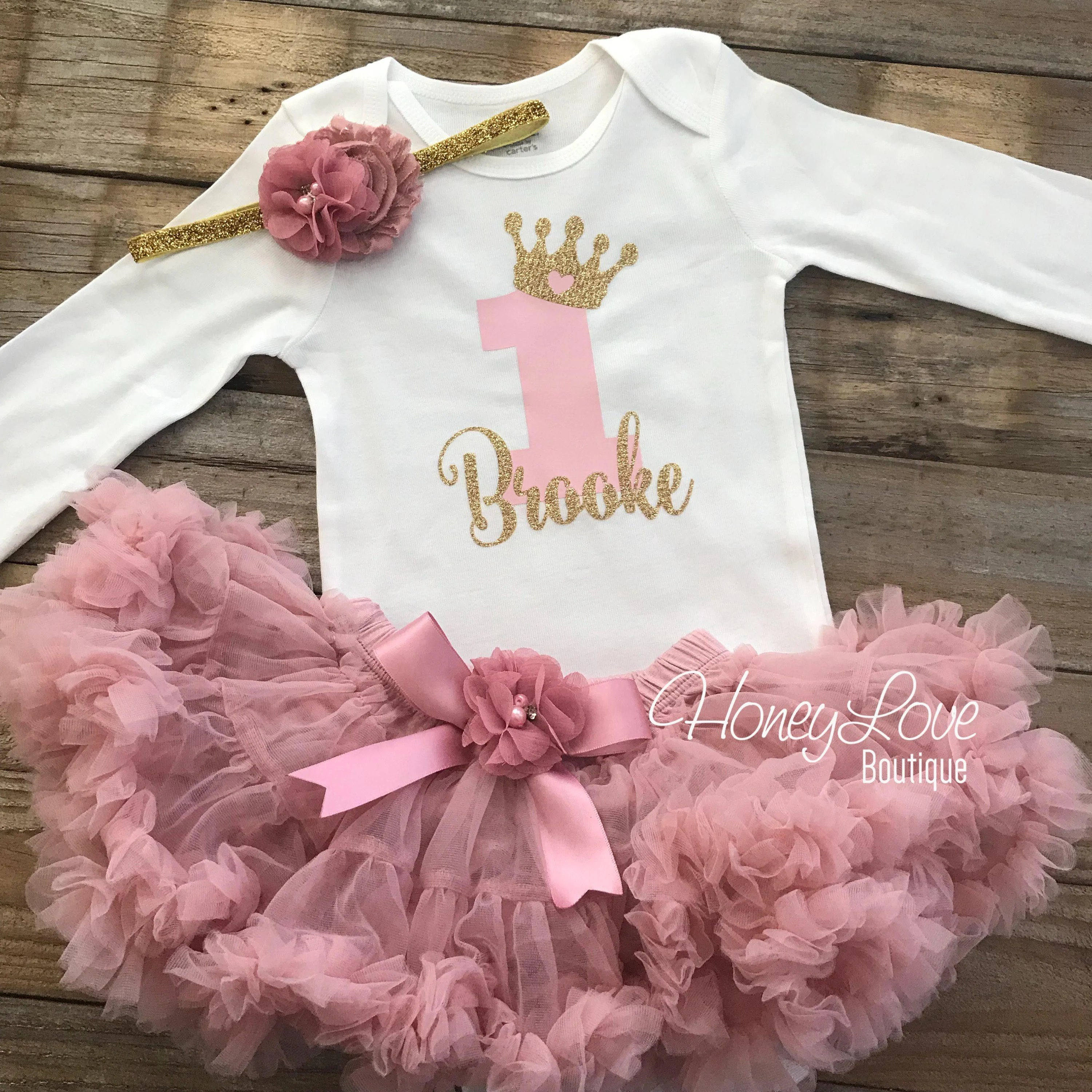 Buy Princess First Birthday Outfit Off 58