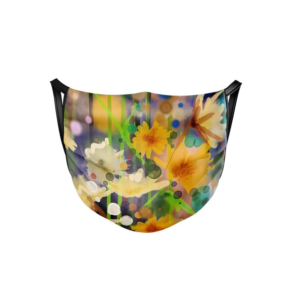 Tree Tribe - 16% OFF Floral Forest Face Mask (WAS:$18.00   NOW:$15.00)