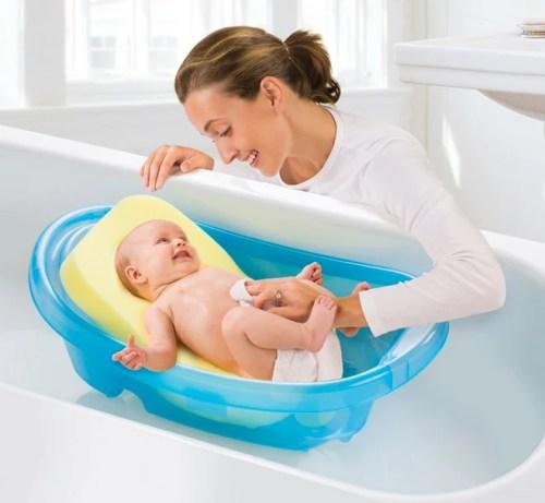 infant bath sponge