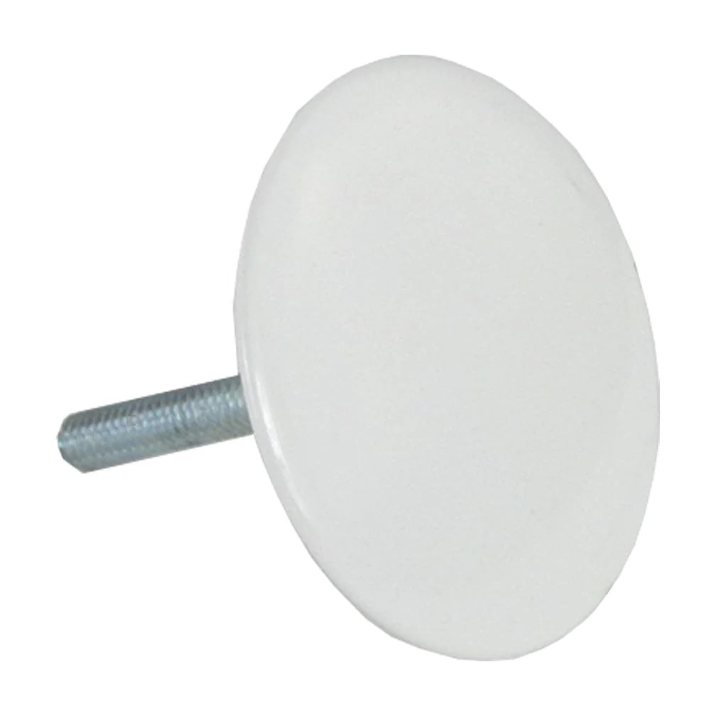 p1003we sink hole cover white