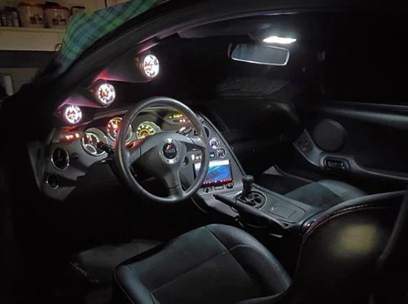 Led Interior Dome Lights