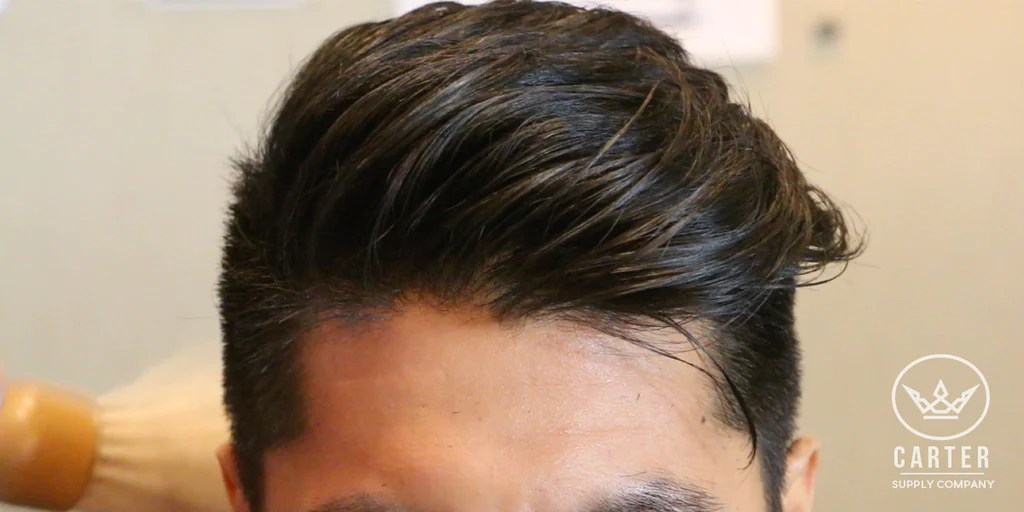 Popular Asian Hairstyles Vented Brush Adds Volume