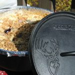 Camp Chef Dutch Oven Classic 12 Cast Iron Cast Iron Trail Kitchens