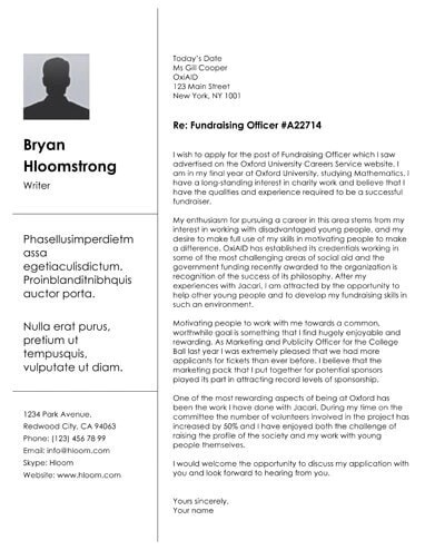 Free Creative Brick Cover Letter Template In Microsoft Word