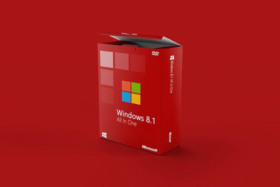 Download Free Realistic Big Packaging Box PSD Mockup - CreativeBooster