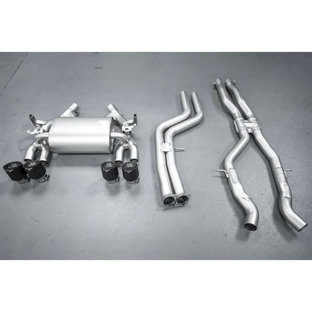 remus exhausts cat back system bmw m4