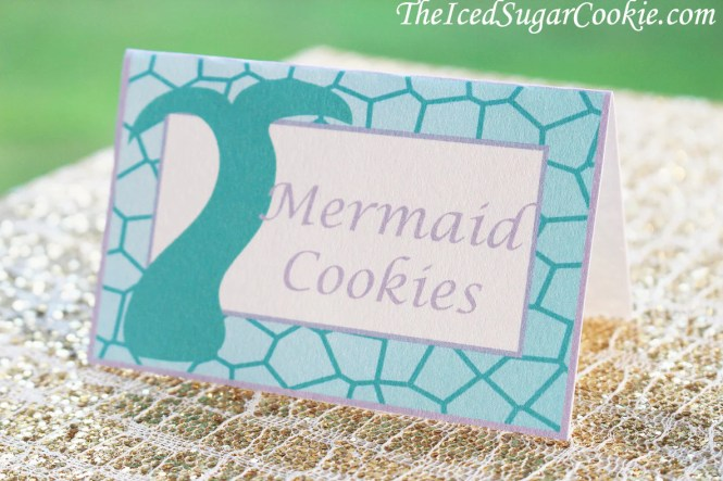 how to make table tent cards