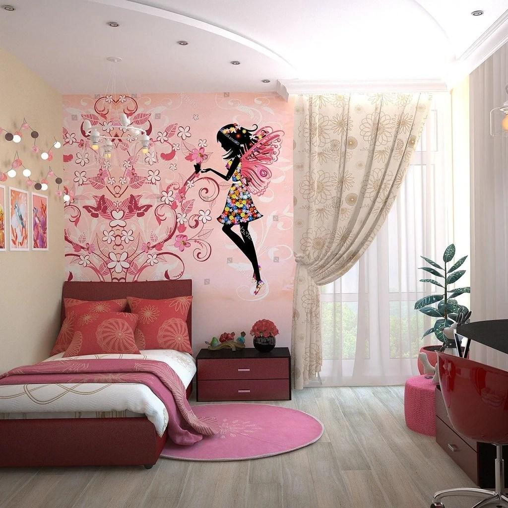 Top Girls Room Curtain Ideas Spiffy Spools