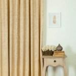 Custom Curtains Drapes I Free Shipping I Light Yellow Spiffy Spools