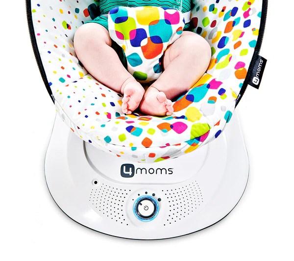 4Moms Rockaroo Rocking Baby Seat