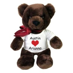 Say It With A Personalized Teddy Bear Or Stuffed Animal