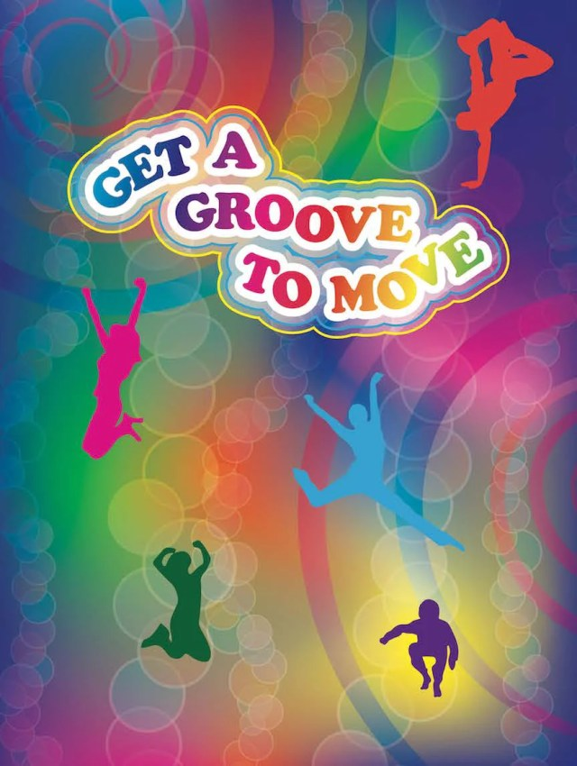 Get A Groove to Move Exercise Poster 18