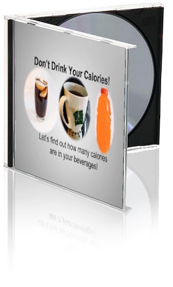 Don't Drink Your Calories PowerPoint and Handout Lesson - DOWNLOAD - Nutrition Education Store