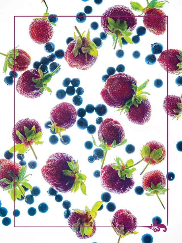 Fresh Berries 18