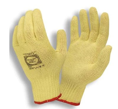 Cut resistant kevlar gloves - size small - 1 pair - Nutrition Education Store