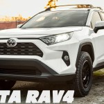 Toyota Rav4 Offroad Wheels And Accessories Rrw Relations Race Wheels
