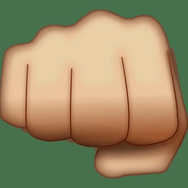 Image result for fist emoji