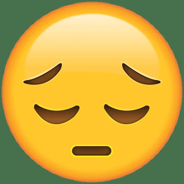 Emoji Pictures Sad