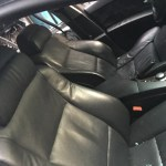 Bmw 5 Series 2005 E60 Comfort Seats Leather Interior In Black With Doo Bmw Used Spares Online Com