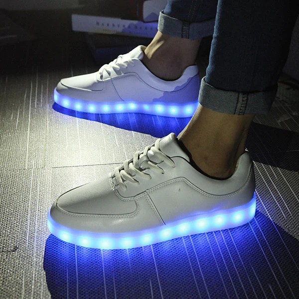 Neon Led Light Shoes