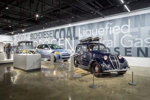 Group Tickets Petersen Automotive Museum