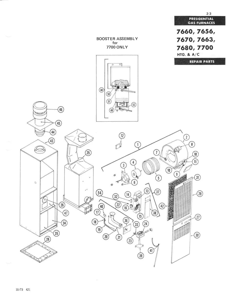 7656B856 Coleman Gas Furnace Parts – HVACpartstore