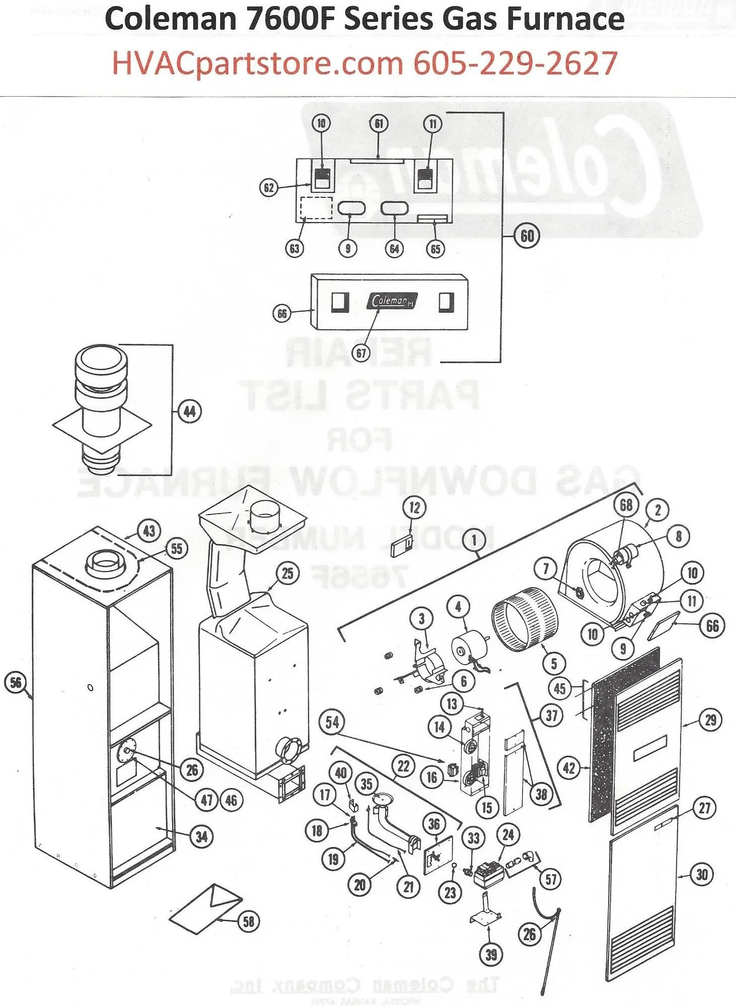 Coleman Eb15a Wiring Diagram Thermostat Eb15d Evcon Somurichcom On Manufactured