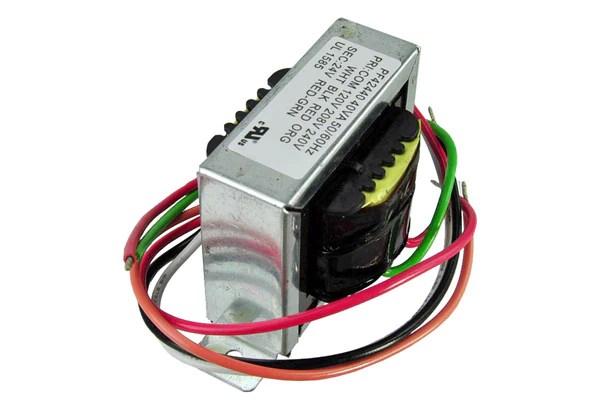PF42440 Packard 24V universal transformer 120208240V 40VA – HVACpartstore