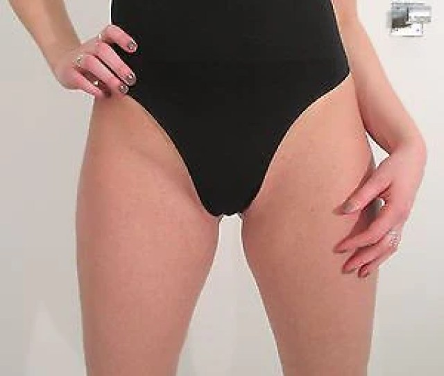 Booty Tummy Waist Butt Lifter Panty Booster Thong Shaper Cincher