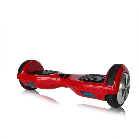 Red Mini Smart Self Balance Hoverboard