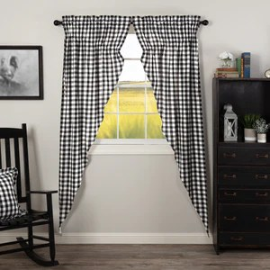 country kitchen curtains window